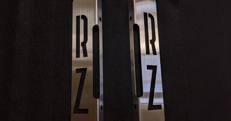 RZ250 ラジエーターカバー新モデル完成