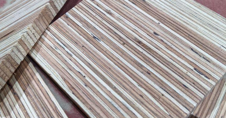 ダイニングテーブルの脚を製作~ついでに天板も製作~